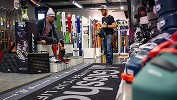 tienda esqui