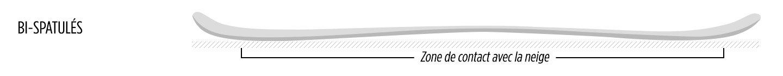 Dual tip