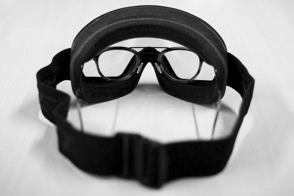 OTG ski goggles for glasses