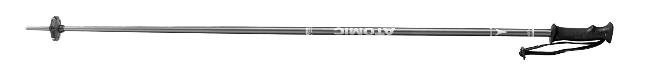 single shaft ski poles