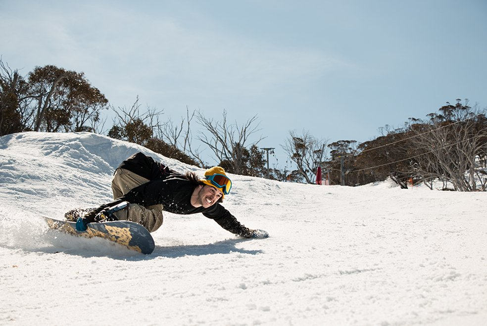 All-mountain Snowboard