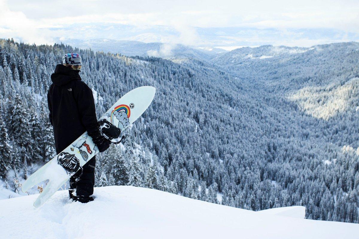 Pulver Snowboard