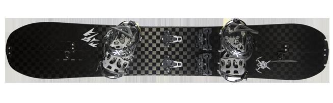 Ride Mode Splitboard