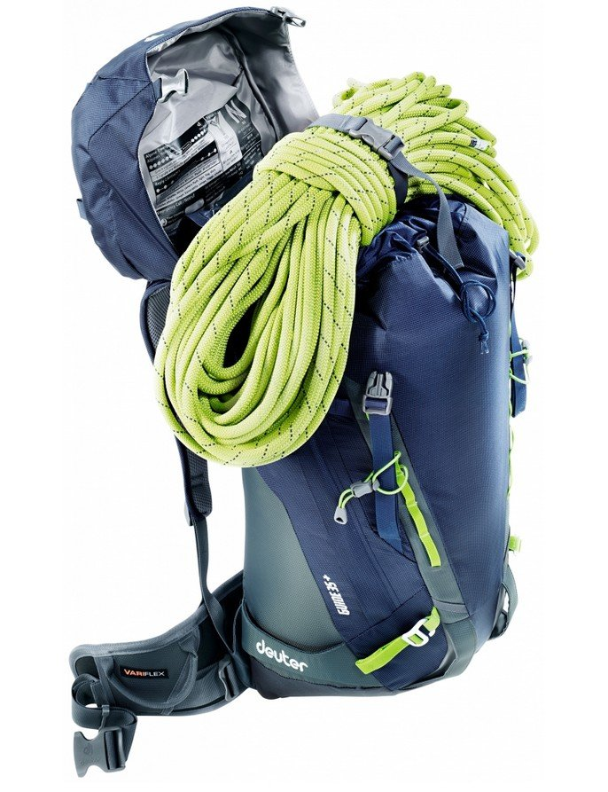 SEO Deuter Guide corde alpinisme