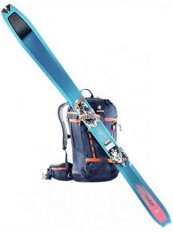 SEO Deuter Freerider Pro porte-ski diagonale