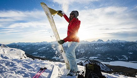 soldes ski de randonnée