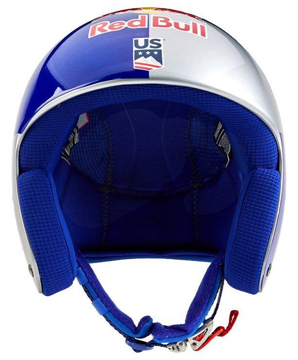 Vulcano helmet front view