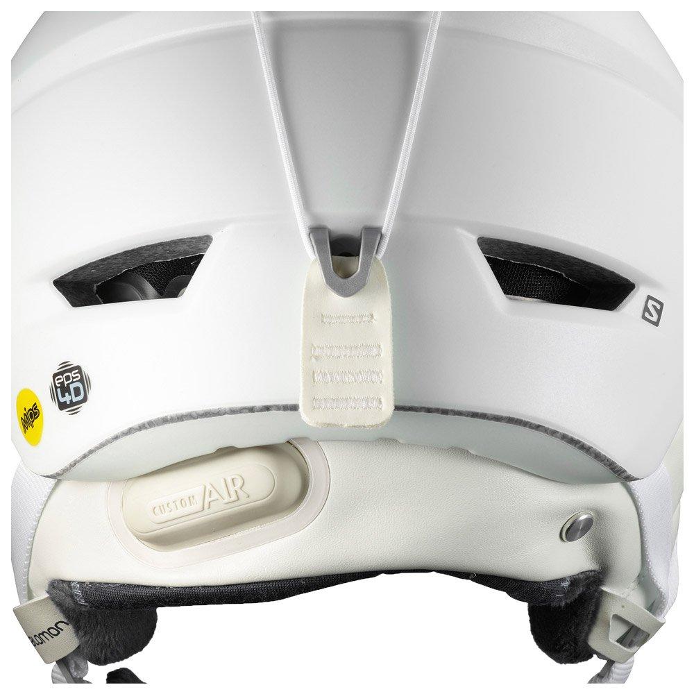 Salomon Icon 2 helmet rear view