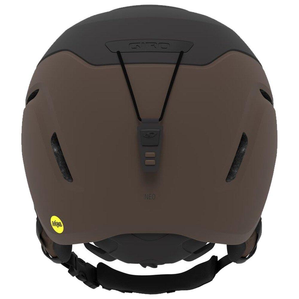 Giro Neo helmet rear view