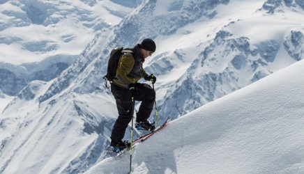 liquidación esquí de travesía