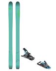 Pack esquís de travesía