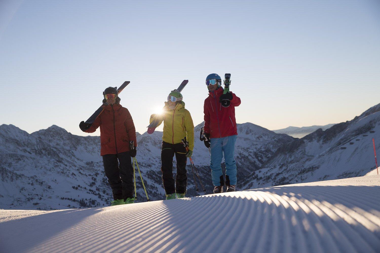 top ski all mountain 2020