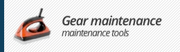Gear maintenance