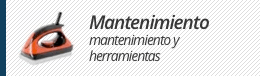 Mantenimiento material