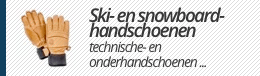 Ski- en snowboard-handschoenen