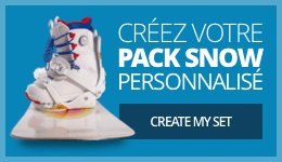 Pack selector snowboard