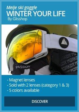 Meije ski goggle