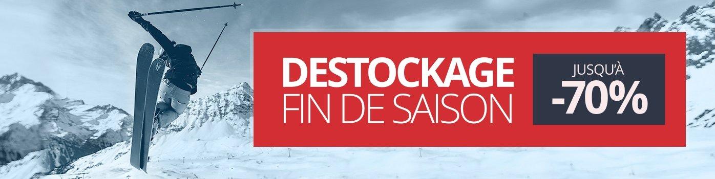 Destockage ski et snowboard