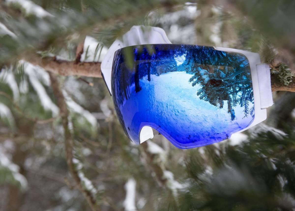 meilleur masque ski winter your life meije bleu