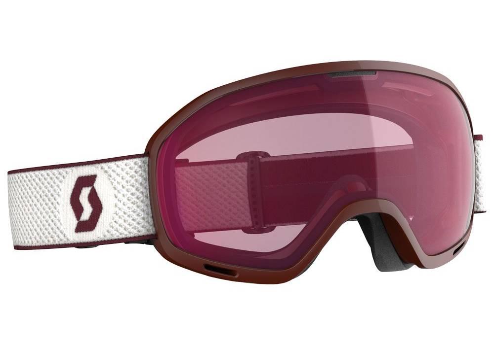 masque de ski meilleur scott unlimited ii otg red enhancer