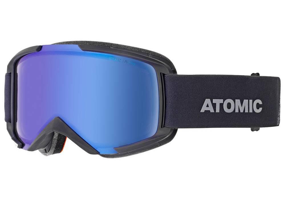 meilleur masque de ski photochromique atomic savor photo