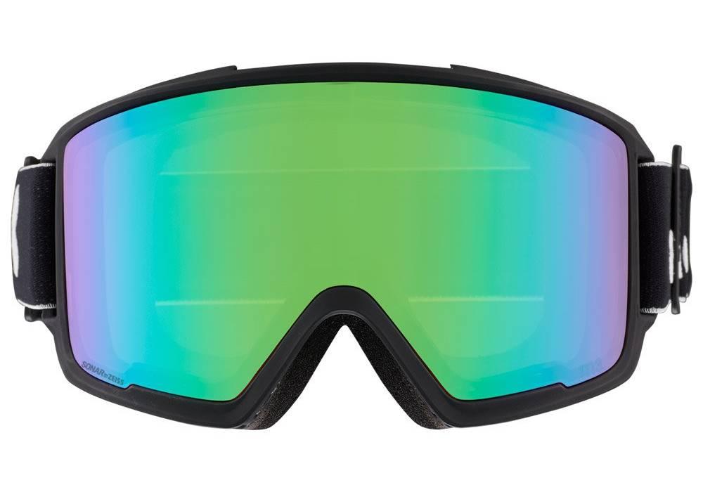 meilleur masque de ski anon m3 vue face