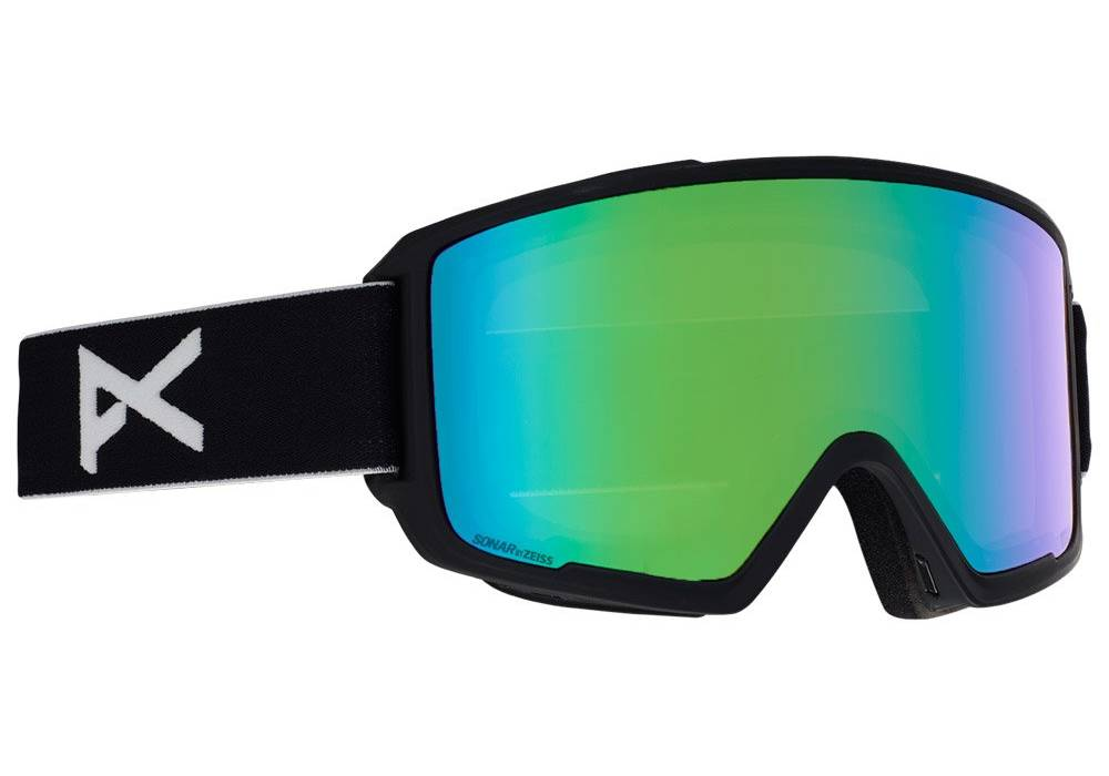 meilleurs masques ski anon m3 cote droit
