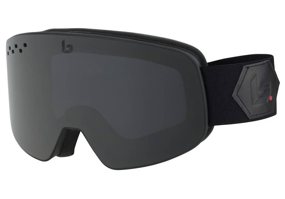 meilleur masque de ski tout temps bolle nevada matte black
