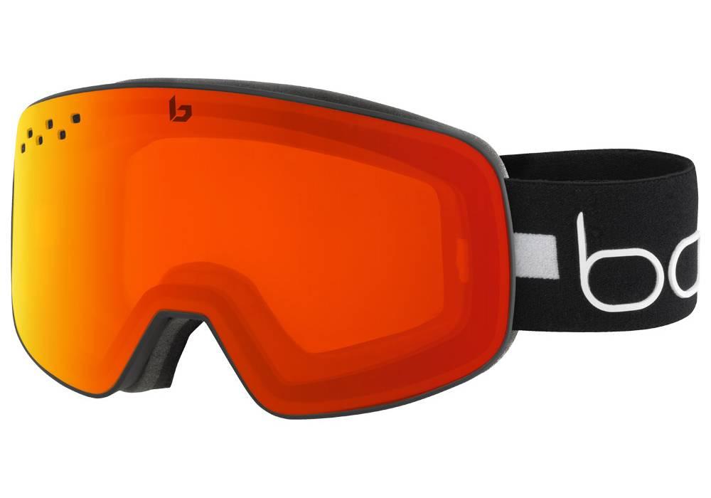 meilleur masque de ski homme bolle nevada photochromic