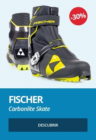 NORDIC CHAUSSURE FISHER CARBONLITE SKATE