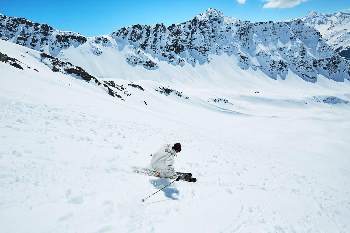 meilleur ski freeride