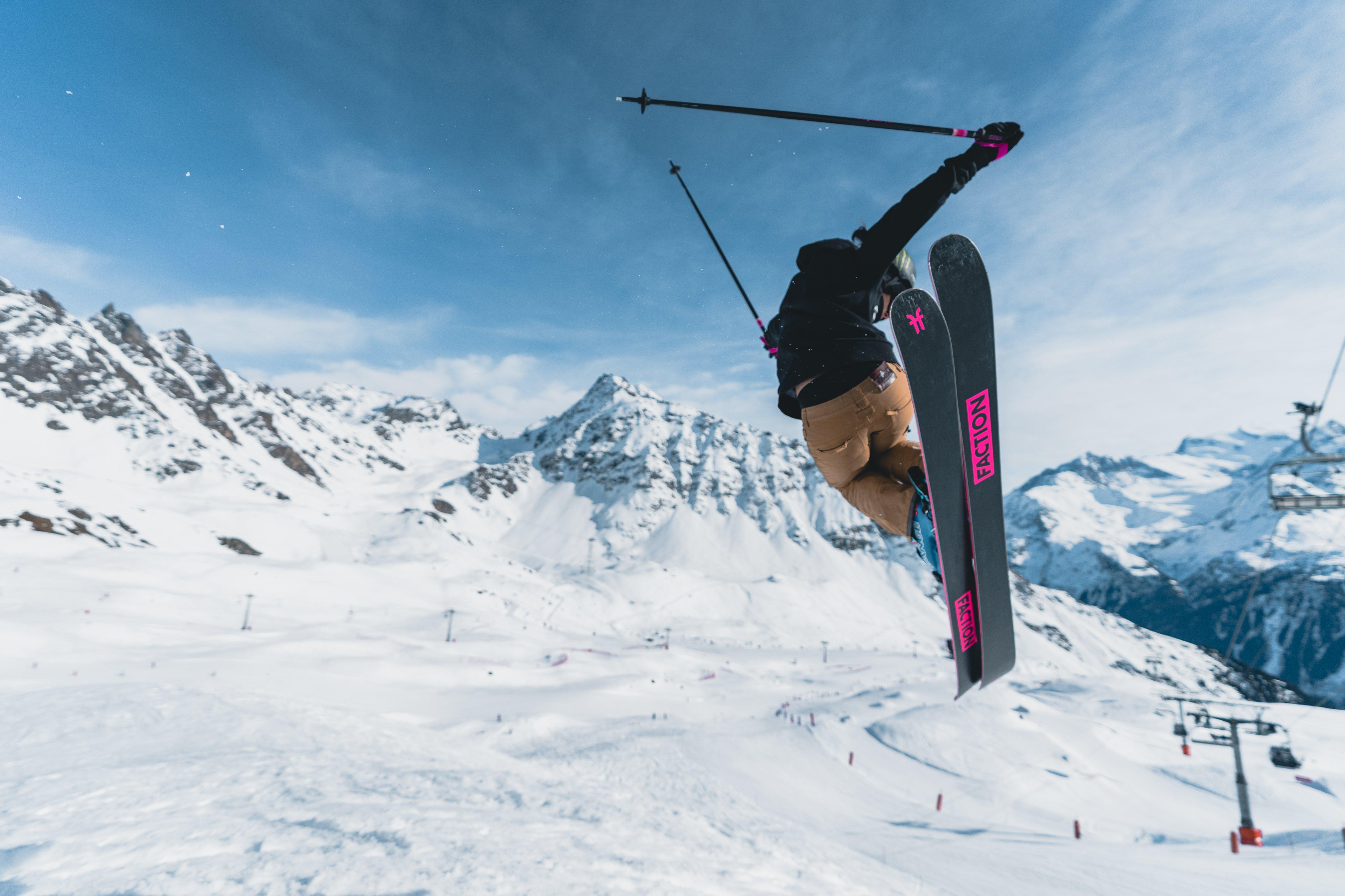 meilleur marque ski freestyle