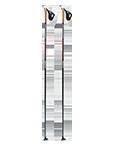 Nordic ski poles