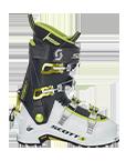 Touring ski boots