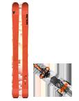 Touring ski sets