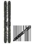 Ski sets (+bindings)
