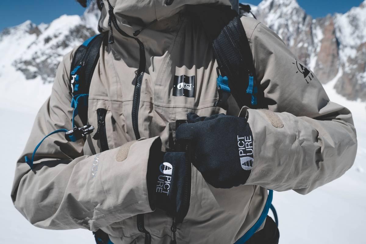 veste de ski Picture homme