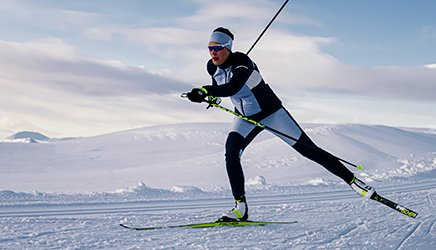 clearance nordic skiing