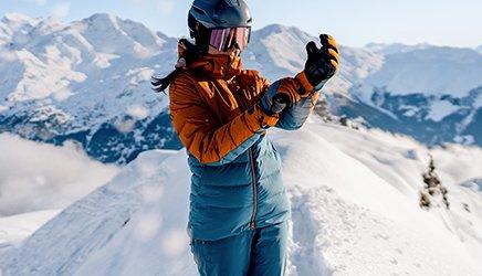 destockage de vêtements de ski