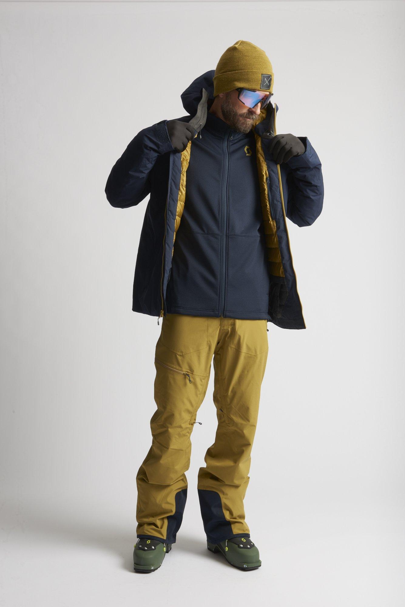 Ropa esquí hombre