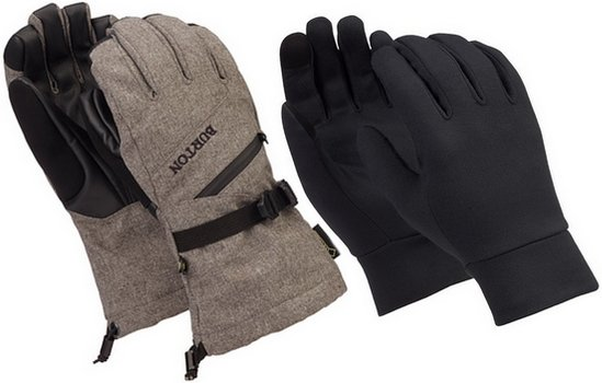 gant ski femme Burton Snowboard Women's Gore-Tex Glove