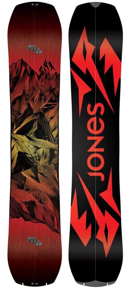 Planche splitboard Jones Mountain Twin