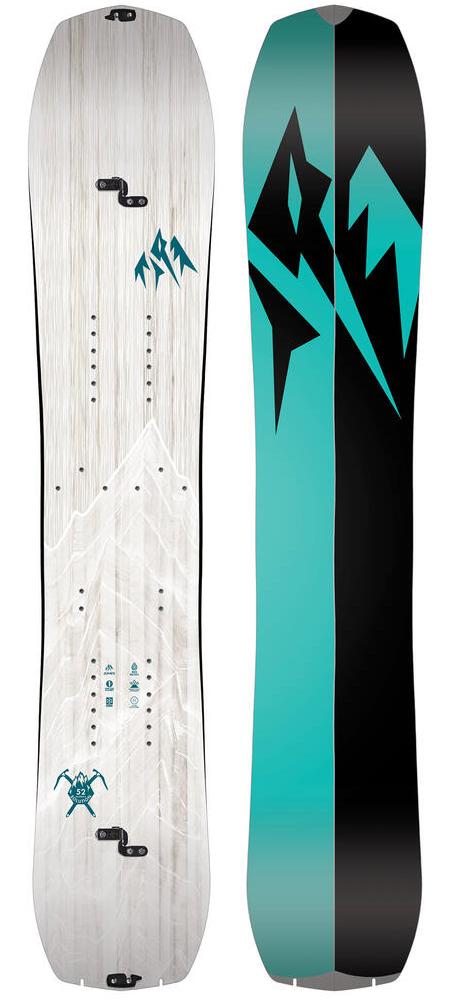 Planche splitboard Jones Womens Solution
