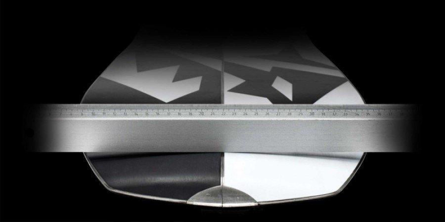 Illustration de la technologie 3D Contour Bases