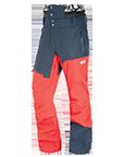 Pantalones esquí y snowboard