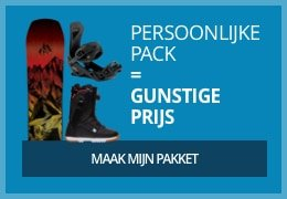 Snowboard pack selector