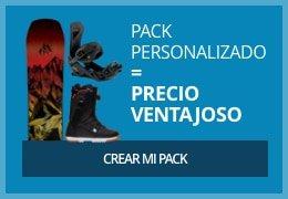 Pack selector