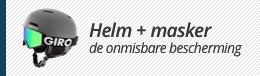 Helm + masker