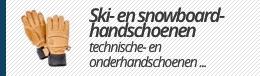 Ski- en snowboard-handschoenen