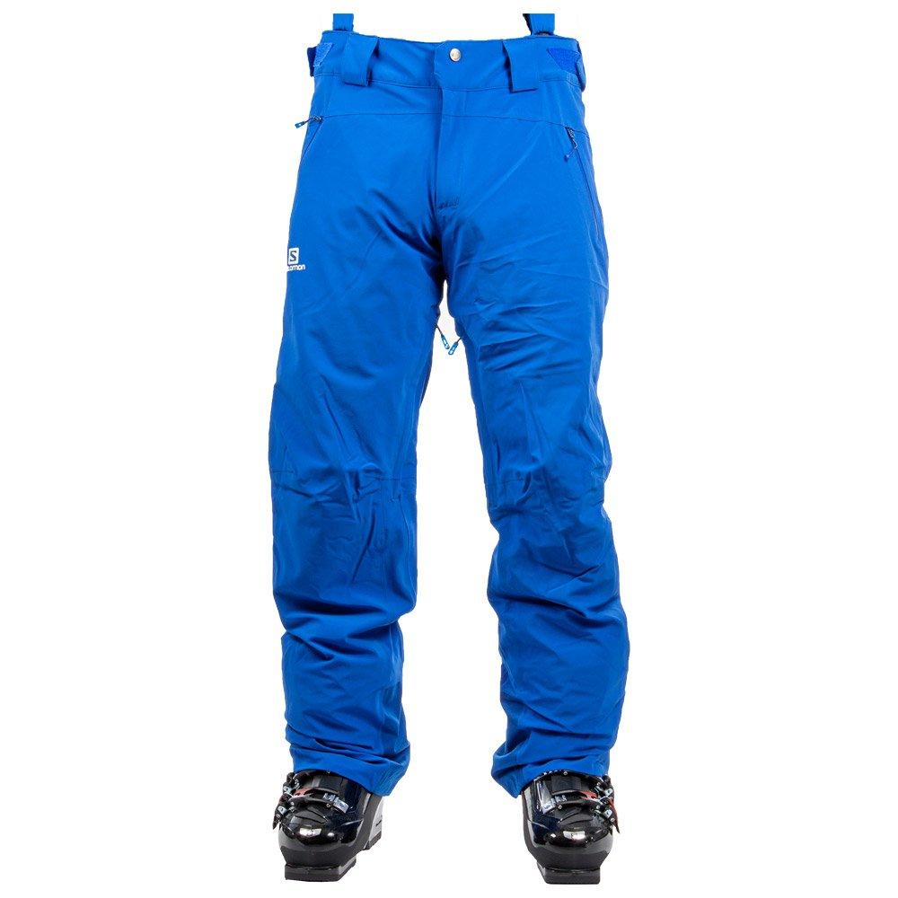 Skibroeken Salomon Iceglory Pant M Blue Yonder